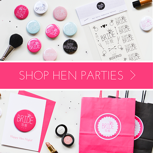 Hen Party, Baby Shower And Wedding Inspiration